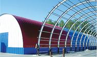 Быстровозводимые металлоконструкции в Красноярске